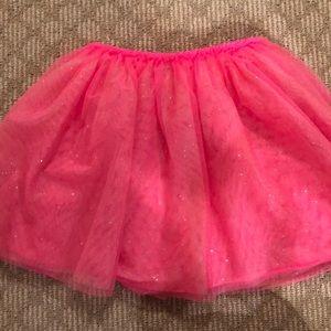 Cat & Jack Glittery Toile Skirt